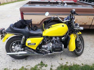 83 Naked GL1100 for sale - $1799 or best offer • For