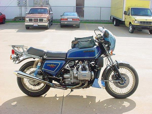 Honda 1980 Gl1100 Exhaust Gl1100 Information Questions