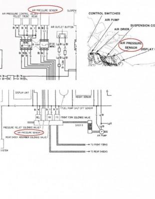 air ride • GL1200 Information & Questions • goldwingdocs.com