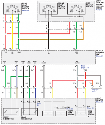 Gl1800 Goldwing Seat Heat Wiring Diagram. so you say your heated seats don  39 t get hot enough. 08 wiring diagram gl1800 2001 2017 information. honda gl1800  06 17 heated seat dummyA.2002-acura-tl-radio.info. All Rights Reserved.