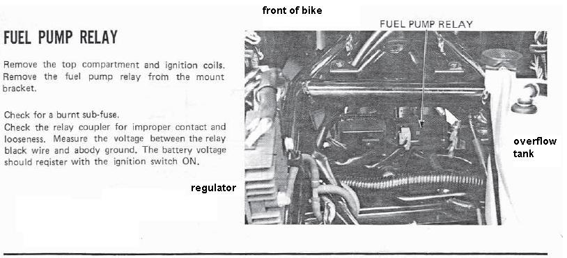 File on Honda Fuel Pump Relay