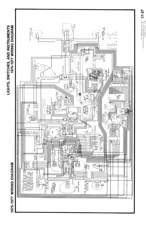 1977 Honda Goldwing 1000 Wiring Diagram, 1977, Free Engine