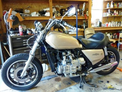 Starter Clutch Replacement • GL1100 Information & Questions
