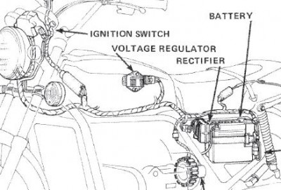 1972 Yamaha 400 Wiring Diagram on 1972 yamaha 175 wiring diagram
