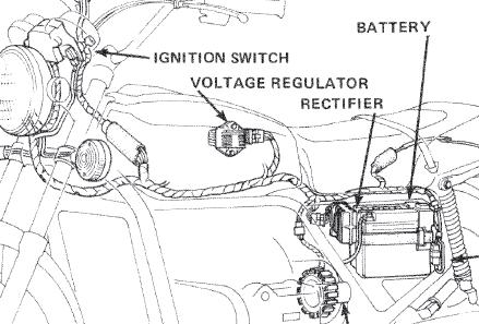1972 yamaha 400 wiring diagram yamaha solenoid diagram