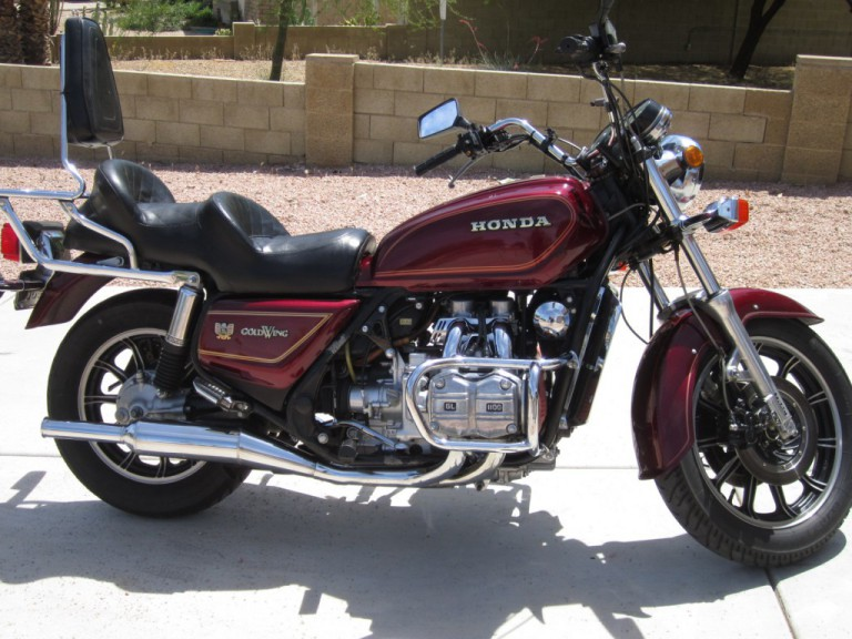 1983 Gl1100 Factory Standard For Sale For Sale Wanted