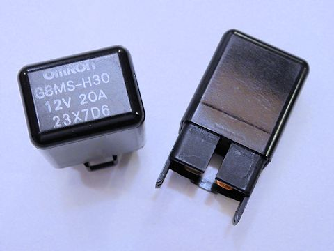 Goldwing GL1500 Omron G8MS-H30 Relay