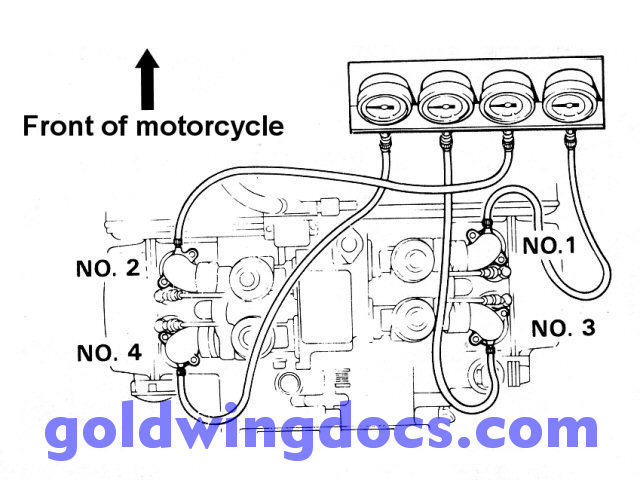 How to synchronize your carburetors • GL1100 DIY Articles