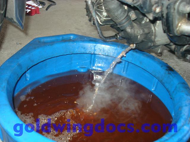 How to flush your cooling system • GL1100 DIY Articles
