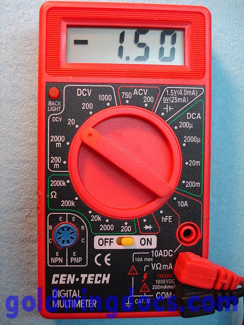 Electricity 101 Part 3: Using Multimeters • Reference