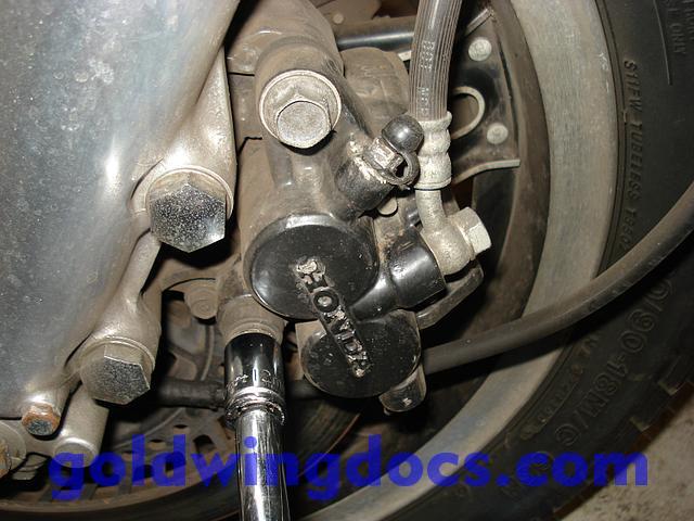 Front Brake Caliper Rebuild Kit 1983 GL1100 Honda Goldwing 1100 Gold Wing