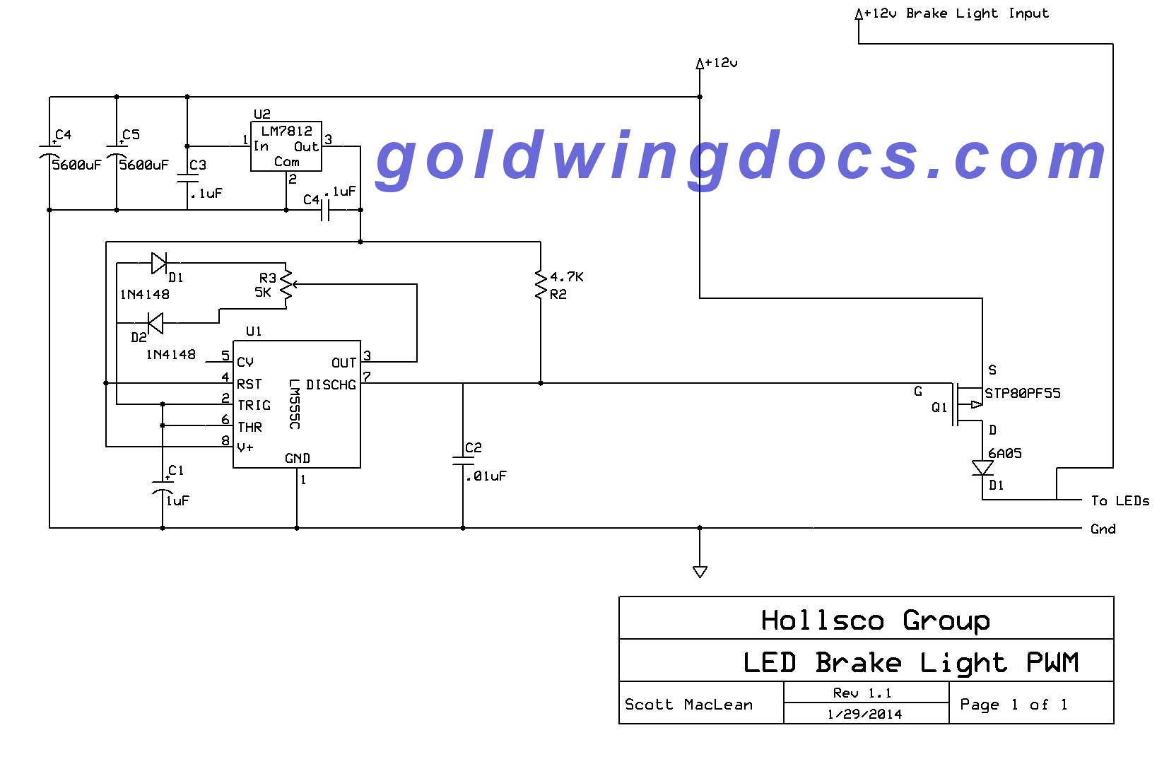 1997 Honda Goldwing Wiring Schematic Electrical Diagrams 2002 Gl1800 Brake Light Diy Enthusiasts Heated Seat Diagram