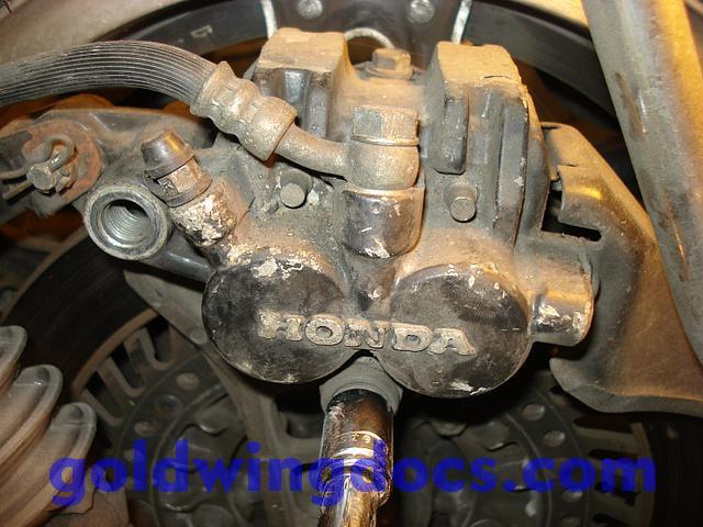 1983 HONDA GL1100 GOLDWING BRAKE CALIPER REAR STAINLESS STEEL PISTON /& SEAL KIT
