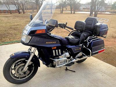 1986 GL1200 Aspencade