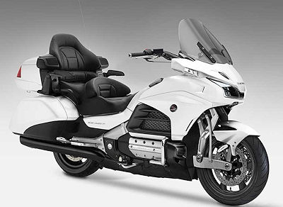 The New 2018 Goldwing