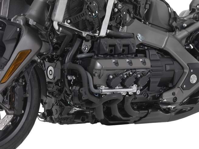 2018 Goldwing Engine