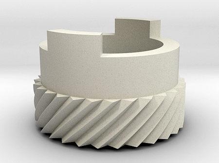 3D Printed Starter Gear