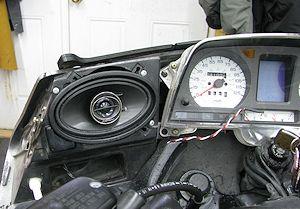 4x6 Speakers in GL1500