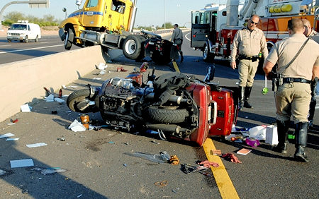 AZGL1800's Crash