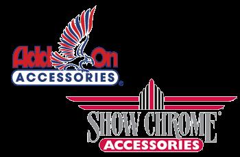 Add-On Accessories vs Show Chrome