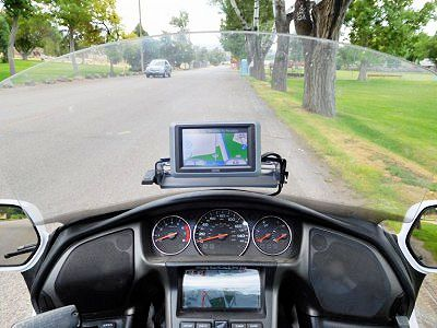 Aftermarket GPS for your Goldwing