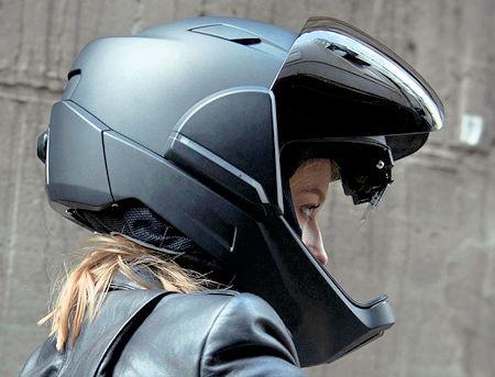 High Tech Cross Helmet
