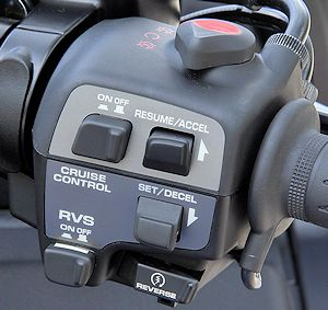 GL1800 Cruise Control Buttons