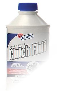 Disappearing Clutch Fluid