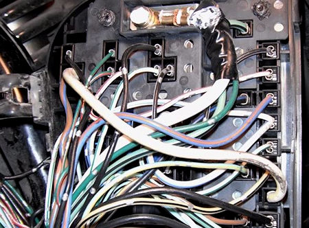 Fuse Box Wires