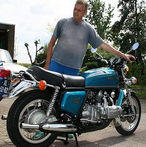 Restored 1975 GL1000 K1