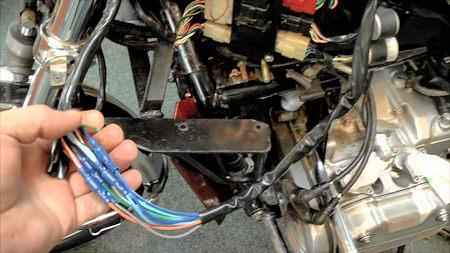 GL1000 Wiring Problem