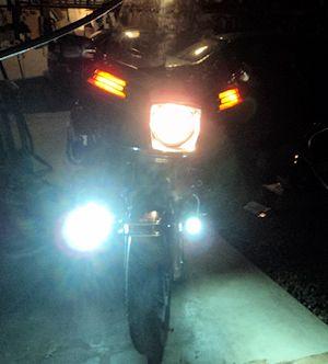 New GL1100 Headlight