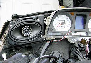 GL1500 4x6 Speakers