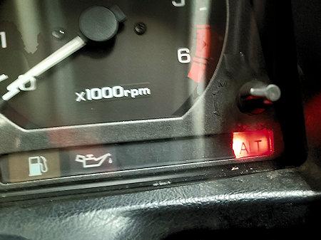 GL1500 Alternator Warning Light