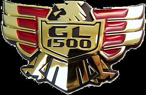 GL1500 Badge