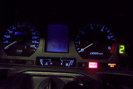 GL1500 Gear Indicator