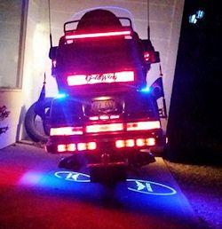 GL1500 Ghost Lights