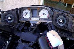 GL1500 Speaker Upgrade