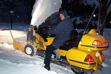 GL1800 Snowplow