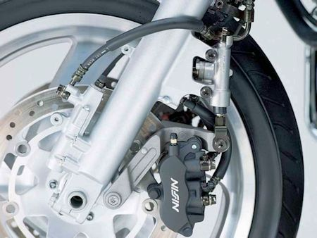 GL1800 Front Brakes
