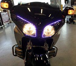 GL1800 Eyebrow LEDs