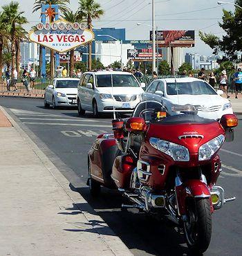 GL1800 in Las Vegas