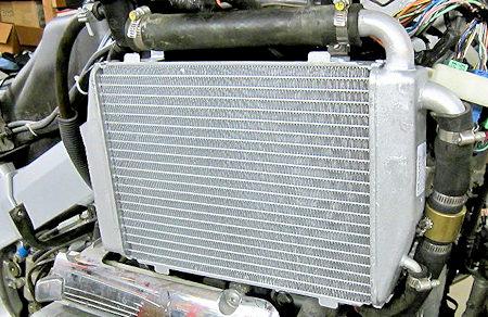 GL1800 Radiator