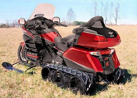 GL1800 Snowmobile