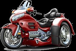 GL1800 Trike