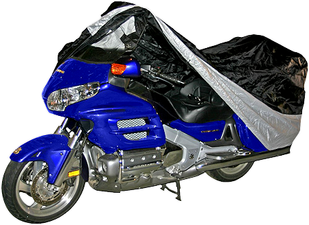 GL1800 with Cover