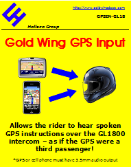 GPS Input Device