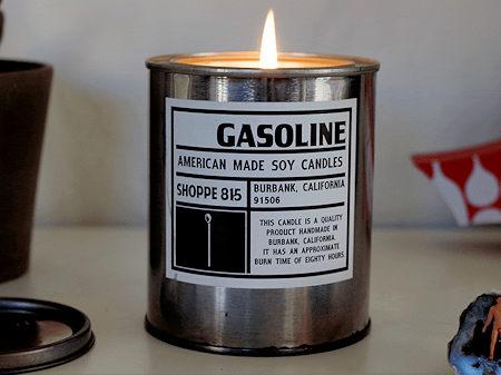 Gasoline Smell