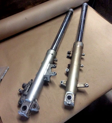Goldwing Forks