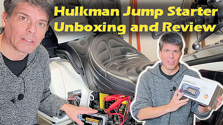 Hulkman Charger Review